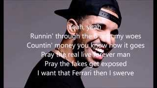 Drake- Know yourself (official lyrics video)