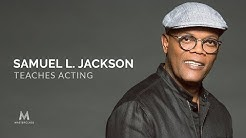 Samuel L. Jackson Teaches Acting | Official Trailer | MasterClass