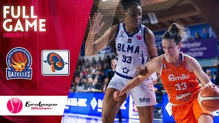 BLMA v Famila Schio - Full Game - EuroLeague Women 2019-20