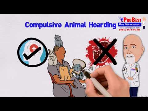What is hoarding disorder ?  Hoarding and Pest Control ( Arizona )