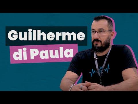 #NossosAlunos Fullstack Master -  Guilherme di Paula