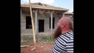 Строительство домов из Арболитовых блоков в Краснодарском крае / Дом из Арболит Блока / Арболит Юг