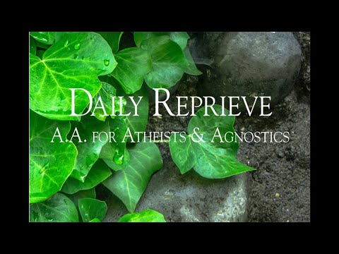 Episode 79: Daily Reprieve AA for Atheists & Agnostics