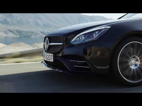 Mercedes Benz SLC 43AMG Preview 2