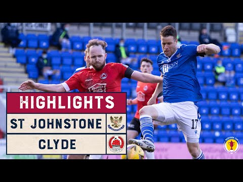 St. Johnstone Clyde Goals And Highlights