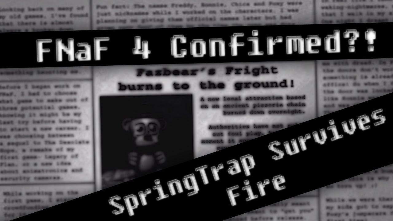 fnaf newspaper template - Monza berglauf-verband com