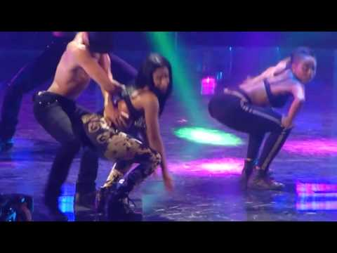 Nicki Minaj   Anaconda  iHeartRadio Music Festival Sept 19, 2014