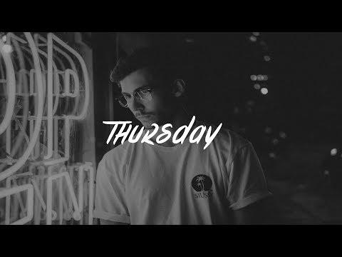 blackbear - thursday (Lyrics / Lyric Video)