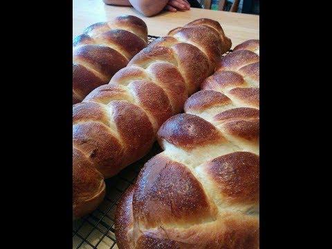 How To.. Finnish Coffee Bread aka Pulla