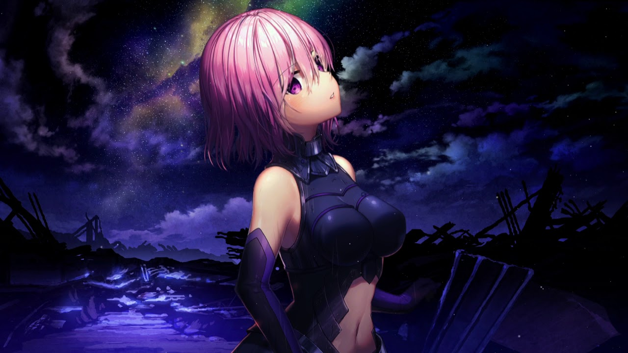 Live Wallpapers Fate Grand Order First Order Mashu