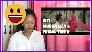 Dato Siti Nurhaliza & Faizal Tahir-Dirgahayu | Reaction