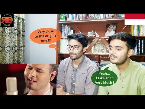 Foreigner Reacts To: Muskurane - Arijit Singh Cover By Ridho Rhoma