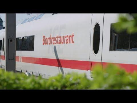 DB Challenge – Wie kommen die Getränke in die Züge?