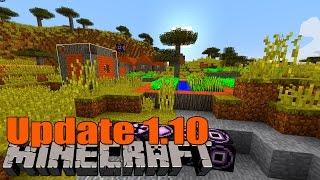 Minecraft 110 Frostburn Update - Zusammenfassung - Alle Infos