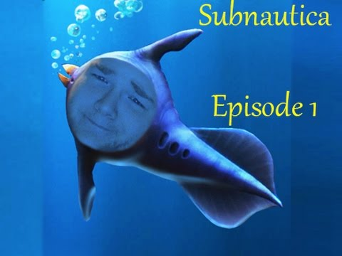 Subnautica Episode 1 Part 1 - Beautiful New World