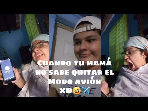 Download Cuando tu mamá no sabe desactivar el Modo Avión 🤣  Alexis Guevara