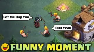 Clash of Clans Funny Moments Trolls Compilation #16 | COC Montage
