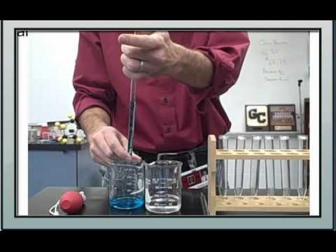 Beer's Law Laboratory