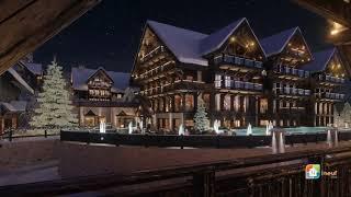 Monde des neiges - Résidence de luxe - Auron (06)