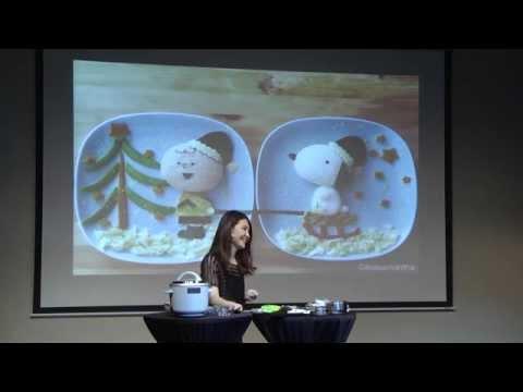 I cook, I shoot, kids eat: Samantha Lee at TEDxKLWomen 2013