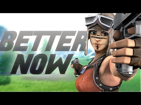 Fortnite Montage - Better Now