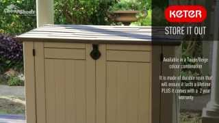 Keter Store It Out Storage Shed