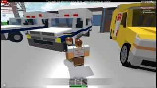Ems station on roblox