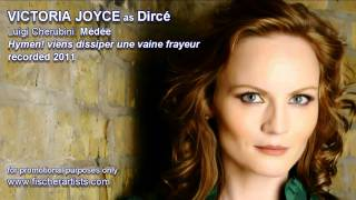 VICTORIA JOYCE as Dircé in Cherubini's MÉDÉE