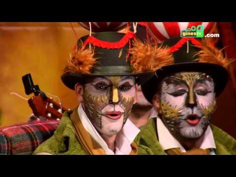 La apuesta. Carnaval de Gines 2016 (Tercera semifinal)