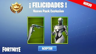 "HOW TO GET THE NEW EXCLUSIVE PACK ""EON"" IN FORTNITE"