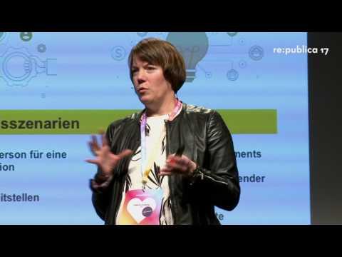 re:publica 2017 – Vanessa de Zeeuw: #HRFestival: Kollege Watson hilft dem Personaler  ... on YouTube