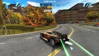 Asphalt 6 gameplay