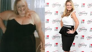 Cheryl loses 14st to become Slimming World Woman of the Year 2015