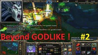 DotA 6.83d - Death Prophet, Krobelus Beyond GODLIKE  2