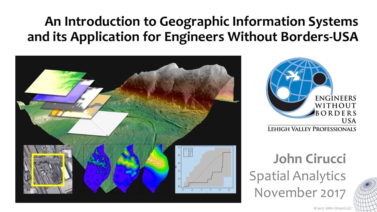 essays on geography and gis esri Gis is no longer the 'future' of geography, it is the now browsing through linkedin jobs, it is clear that any single job related to geography makes it a baseline requirement that the applicant have experience with gis.