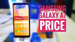 SAMSUNG Galaxy A7 Price in Bangladesh 2019