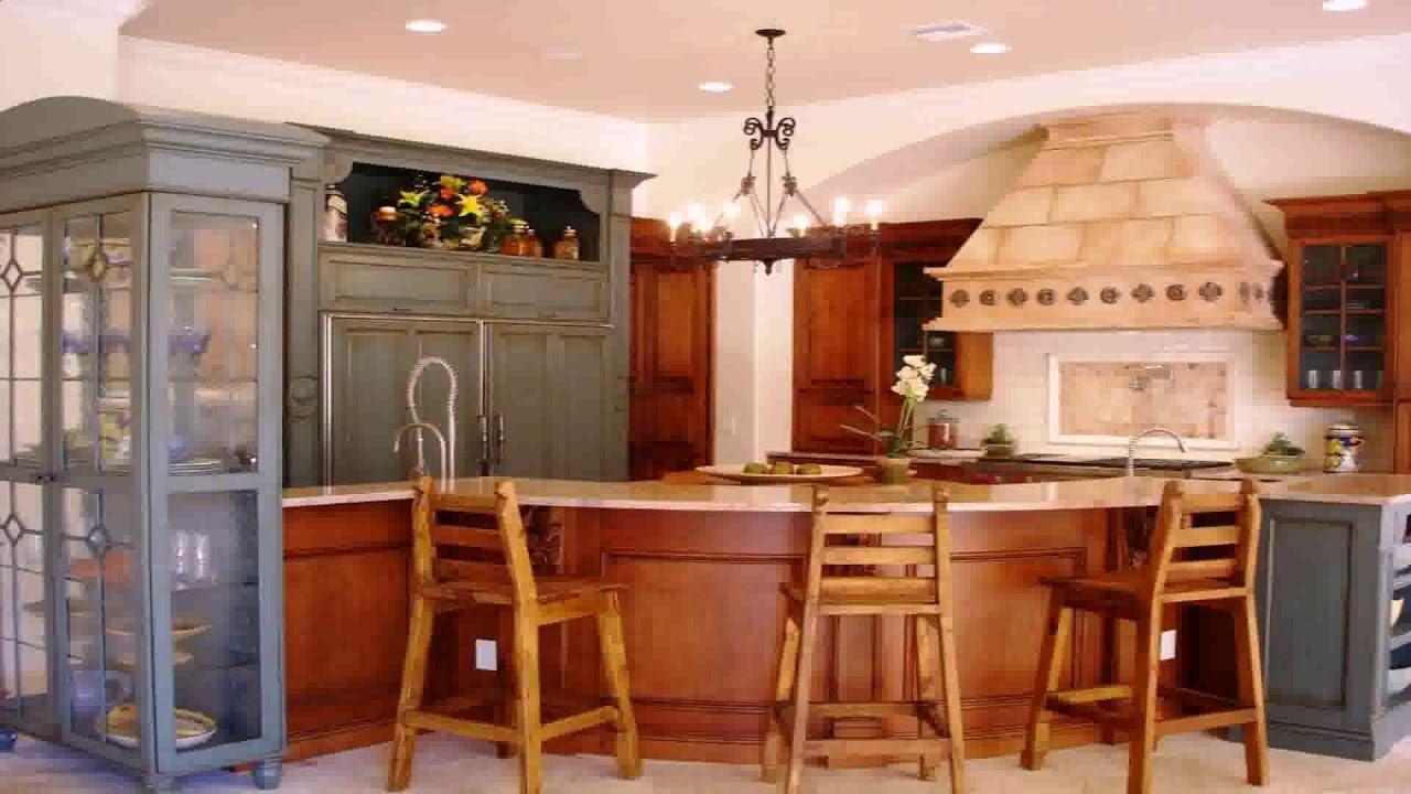 Elegant Tuscan Kitchen Decor Ideas - YouTube