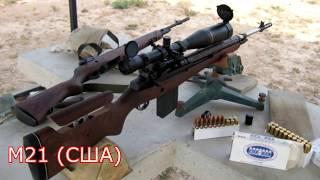 Топ 10 лучших снайперских винтовки мира (часть 1)