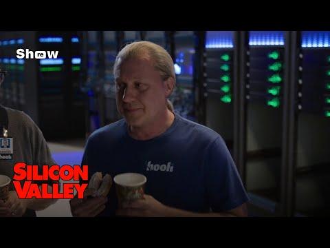 Silicon Valley - John's Work Routine (Season 1-5)
