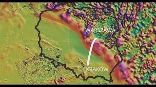 Geofizyka: w poszukiwaniu dawnych gór i kontynentów