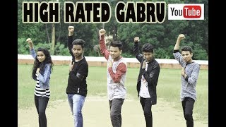High Rated Gabru | Guru Randhava | Dance Cover | Choreography
