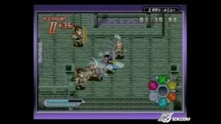 Dynasty Warriors Advance Game Boy Gameplay - E3 2005
