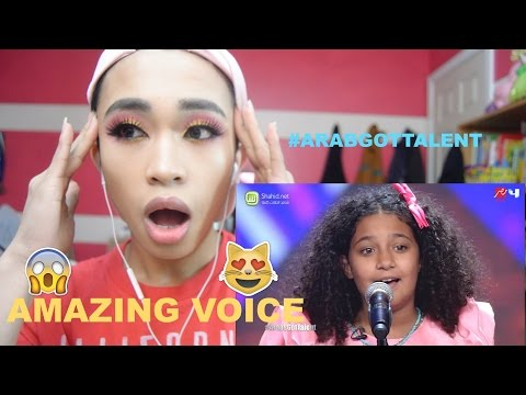 Reacting To Arab Got Talent!!!