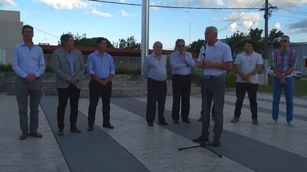 Inauguraron la Obra de Repavimentación de la Provincial Nº 6 - 3