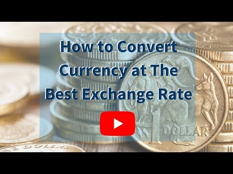 TUTORIAL: How To Find The Best Exchange Rate 2018