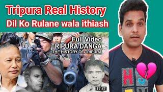 Full Video of Tripura Danga 1949 to 1980 Tripura History in Hindi | Reaction