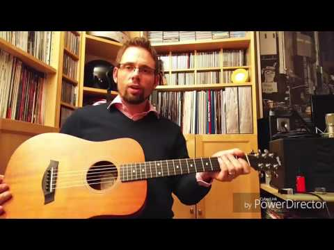 Nashville Tuning experiment on Taylor Baby with D'Addario High Strung by Neil Pragnell