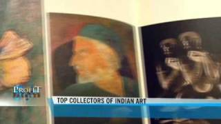 Top collectors of Indian art