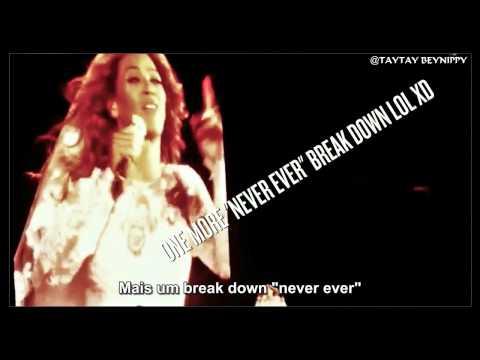Beyoncé na On the Run Tour: Extensão vocal e melhores vocais