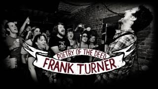 """Frank Turner - """"Richard Divine"""" (Full Album Stream)"""